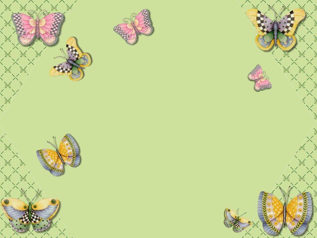 Bordes nuevos » mariposas