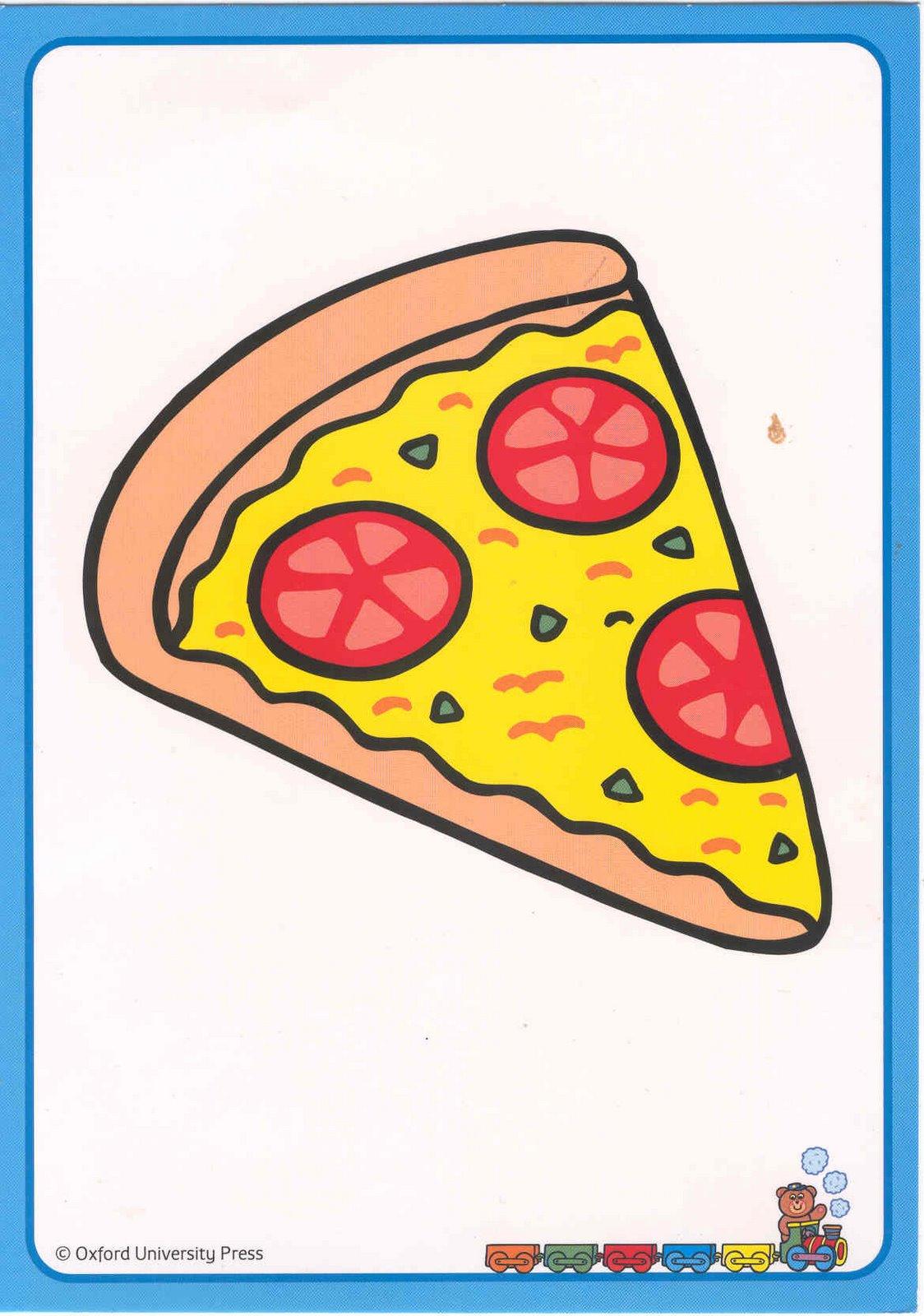 Dibujos De Pizza Imagui